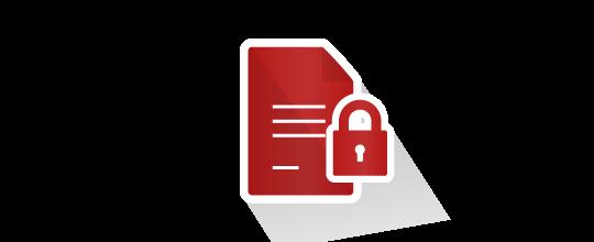 Archives confidentielles - Confidential records