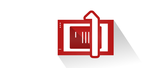 Digital document storage icon